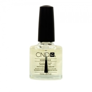 CND Essentials Nail Plus Cuticle Oil Solaroil