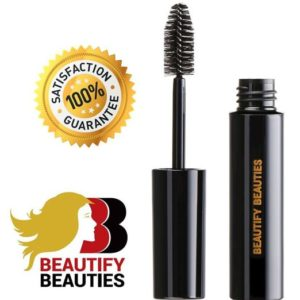 Beautify Beauties Smudge Free Volumizing Mascara