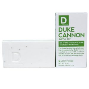 Duke Cannon Men Bar Soap Smells Like Productivity