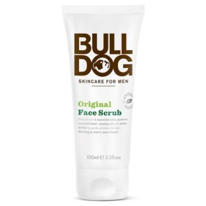 Bulldog Original Face Scrub Plus Natural Ingredients