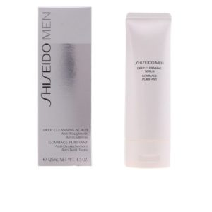 Shiseido Men Anti-Dullness Deep Cleansing Scrub