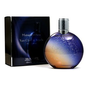 Van Cleef Arpels Midnight Paris Eau De Toilette Men Spray