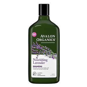 Avalon Organics Nourishing Lavender Shampoo 32 Fluid Ounce
