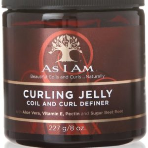 AS I AM Hair Curling Jelly Coil Plus Curl Definer 8 oz