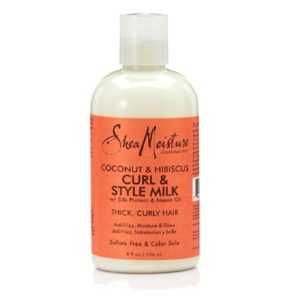 Shea Moisture Coconut Plus Hibiscus Curl Plus Style Milk