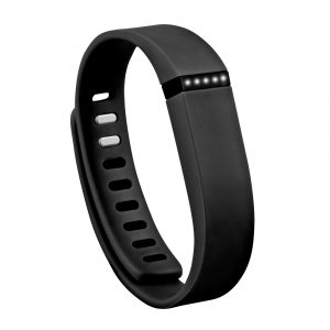 Fitbit Flex Wireless Activity Plus Sleep Black Wristband