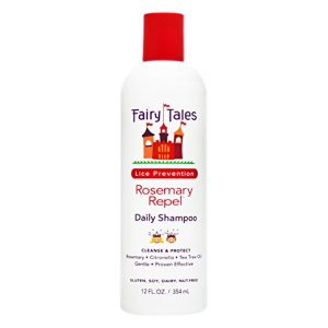 Fairy Tales Repel Shampoo Rosemary 12 Fluid Ounce