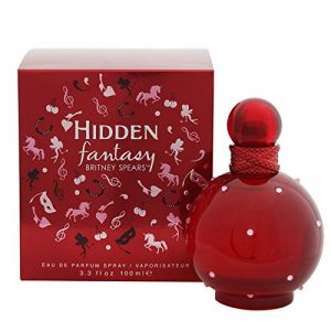 Britney Spears Hidden Fantasy Eau De Parfum Ladies Spray