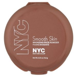 NYC New York Color Smooth Skin Bronzer Sunny