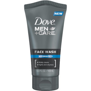 Dove Men Care Face Wash Hydrate 5 Fluid Ounce