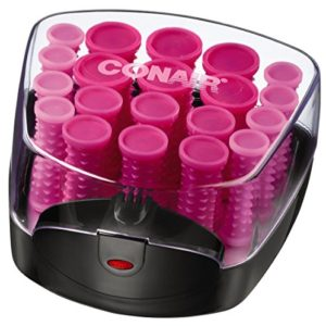 Conair Compact Multi-Size Pink Hot Rollers