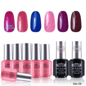 Perfect Summer Best Selling Gel Nail Polish Nail Gel Set