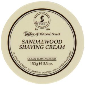 Taylor Old Bond Street Sandalwood Shaving Cream