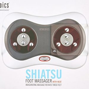 HoMedics FMS-150H Shiatsu Foot Massager Plus Heat