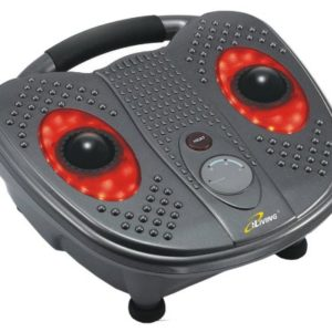 Iliving Ilg927 Deep Tissue Vibration Foot Massager Grey