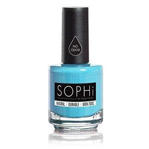 Sophi ILoveYou Dit-Toe Matte Finish Non-Toxic Nail Polish