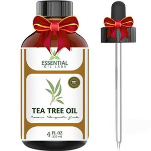 Essential Oil Labs Natural Therapeutic Grade Tea Tree Oil
