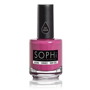 Sophi Plum-P UpThe Volume Odorless Nail Polish