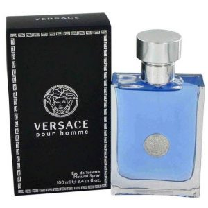 VERSACE Pour Homme Eau De Toilette Natural Spray 100ml