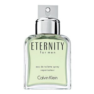 CK Eternity Eau De Toilette Spray Vaporisateur 100 ml