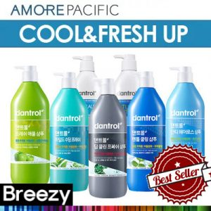 DANTROL AMORE PACIFIC Cooling Shampoo Line