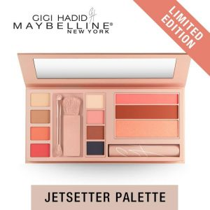 MAYBELLINE Limited Edition Gigi TheJetsetter Palette