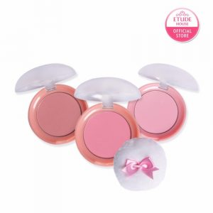 ETUDE HOUSE Exclusive 3 Colors Lovely Cookie Blusher Set