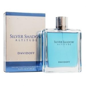 DAVIDOFF Silver Shadow Altitude Eau De Toilette Export 100ml