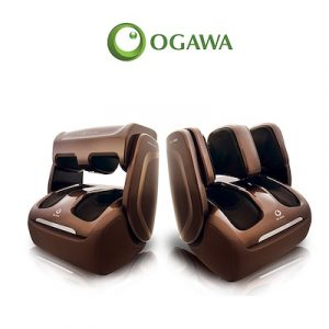 OGAWA OmKNEE Therapy Thermotherapy Foot Massager