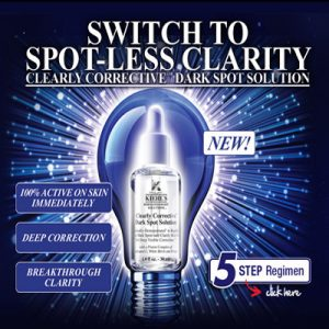 CLEARLY CORRECTIVE Switch Spotless Clarity Dark Spot Solution