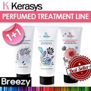 KERASYS One Plus One Perfumed Haircare Treatment Line
