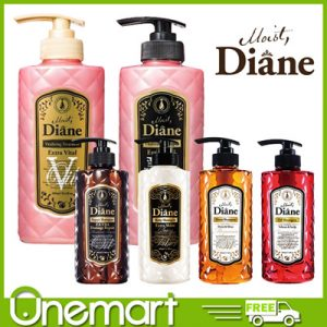 MOIST DIANE Moroccan Argan Oil Shampoo Conditioner