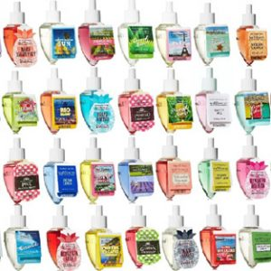 BATH N BODY WORKS Wallflowers Authentic USA Refill Bulbs