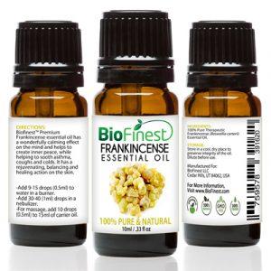BIOFINEST Premium Quality Frankincense Essential Oil