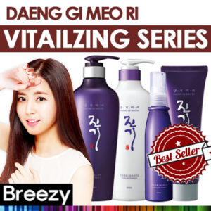 DAENG GI MEO RI Vitalizing Haircare Series Breezy