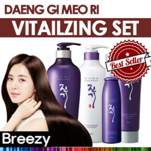DAENG GI MEO RI Vitalizing Haircare Set Breezy
