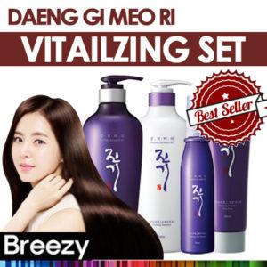 DAENG GI MEO RI Vitalizing Haircare Set Breezy