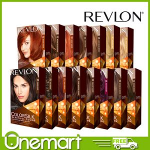 REVLON 3 D Color Technology Color Silk Hair Dye