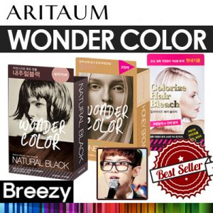 ARITAUM Wonder Color Hair Cream Hair Coating Colorize Hair Bleach