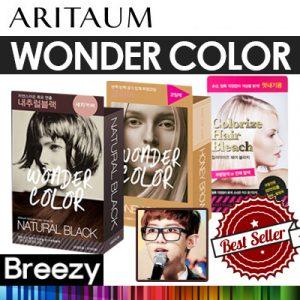 ARITAUM Wonder Color Hair Cream Hair Coating Colorize Hair Bleach