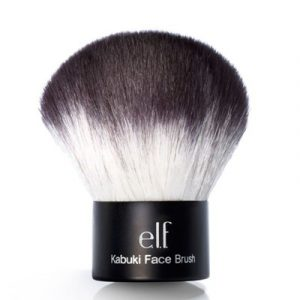 E L F Purely USA Authentic Studio Kabuki Facial Brush
