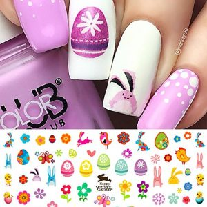 MOON SUGAR Easter Nail Decals Assortment Number 2