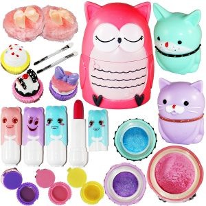 JOYIN TOY Easter Basket Stuffer Girls Makeup Kit