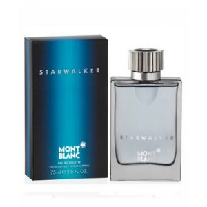 MONT BLANC Star Walker Mens Eau De Toilette 75 ml