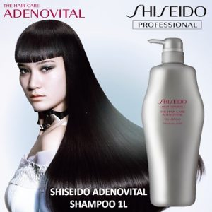 SHISEIDO Professional Adenovital Hair Shampoo 1 L