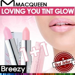 MACQUEEN New York LovingYou Tint Glow Lip Balm