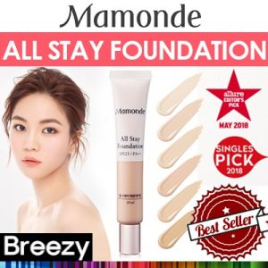 MAMONDE SPF 25 AllStay Foundation 20 ml