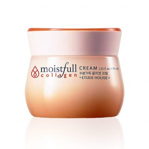 ETUDE HOUSE Facial Moisturizing Collagen Cream