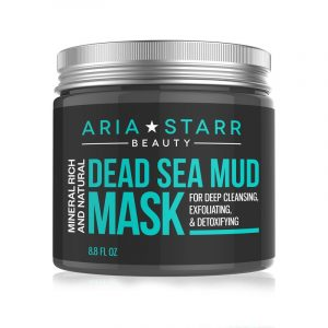 Aria Starr Beauty Dead Sea Mud Mask Natural Mineral Rich