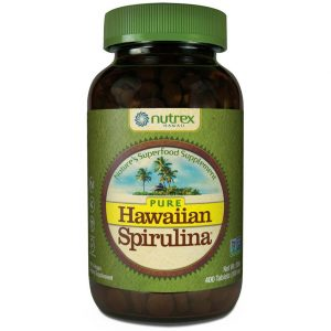 NUTREX HAWAII Pure Hawaiian Spirulina Tablets